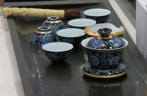 Preparación Té en Oriente - Gaiwan